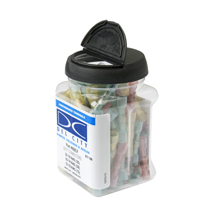Lead-Free Heat Shrink Jars