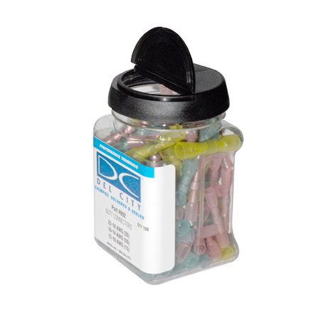 Heat Shrink Butt Connector Jars