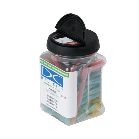 Heat Shrink & Solder Jars