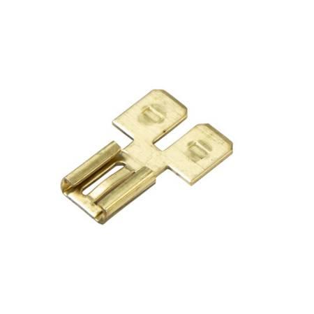 2-1 Flat Push-on Terminal Adaptor