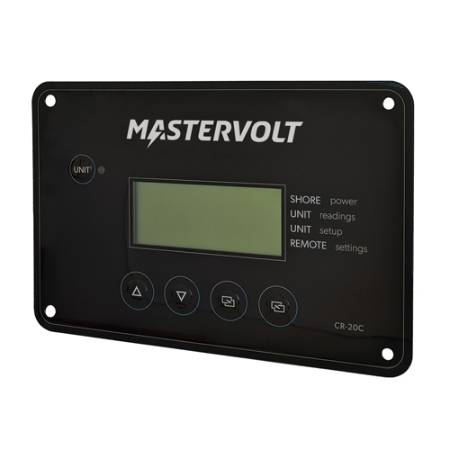 Mastervolt LCD Remote Display