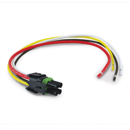 Electric Step Motor 4-way Harness Plug