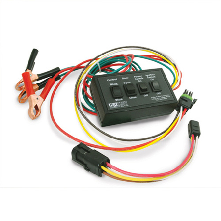 Electric Step Diagnostic Tester