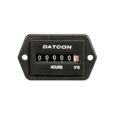 Datcon Rectangular Hourmeter