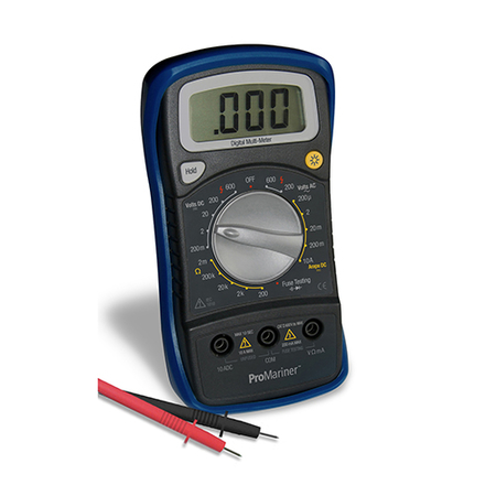 ProMariner Hand-Held Digital Multimeter