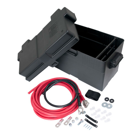 Battery Relocation Kit