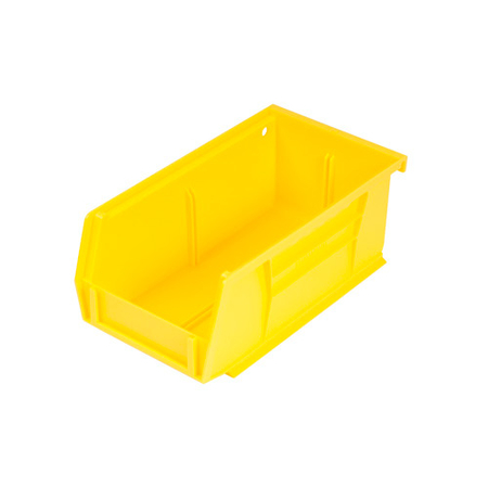 Yellow Hook-On Bins
