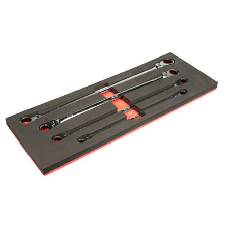 Double Box Flex-Locking Wrench Sets