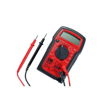 4 Function 14 Range Multimeter