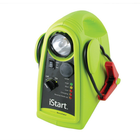 iStart Battery Booster Pack