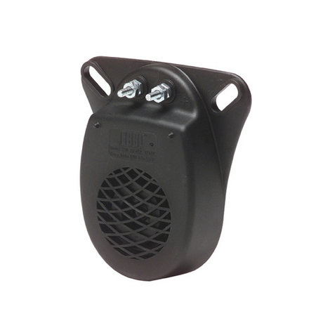 Compact Surface Back-up Alarm