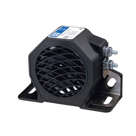 Compact Back-Up Alarm, 107dB(A) 12-24V