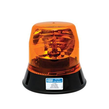 Low Profile Rotating Beacon
