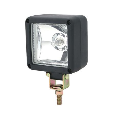 Square Compact Halogen Spotlight