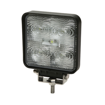 Square 5 LED Flood Work Light