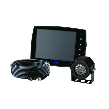 LCD Color Camera System Kit