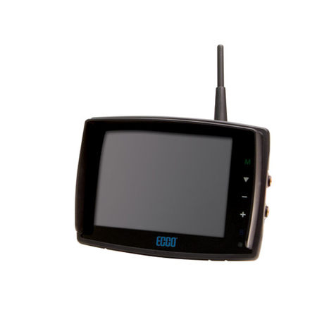 5-6 Inch LCD Touchscreen Color Camera Wireless System Kit