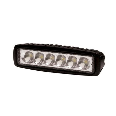 6 LED Rectangle - Mini
