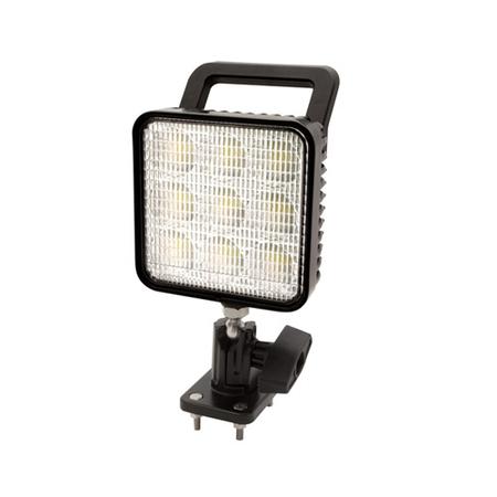 9 LED Square