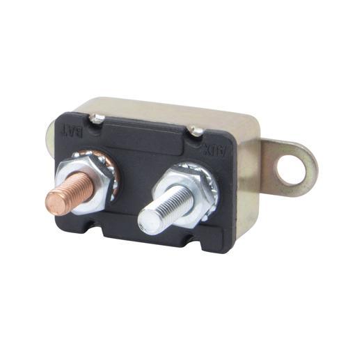 12 volt circuit breaker manual reset
