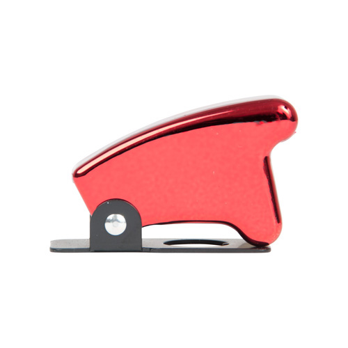 Toggle Switch Guard - Red