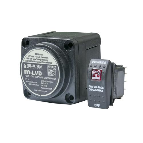 12V Low Voltage Disconnect