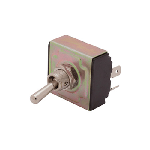 4-pole Toggle Switches - Flat Terminal