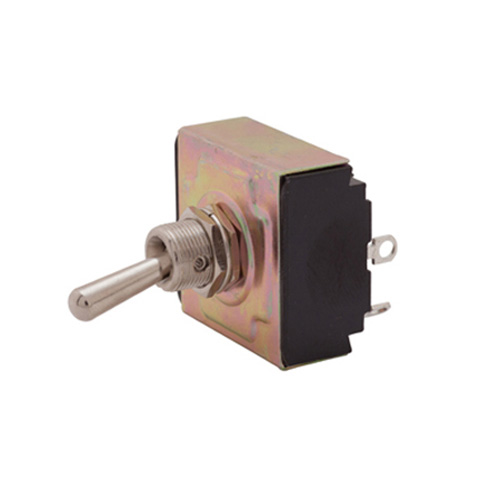 Solder Terminal 4-pole Toggle Switch - 4PDT