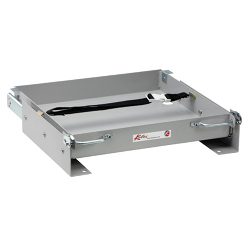 RV Battery and Utility Slide Out Trays