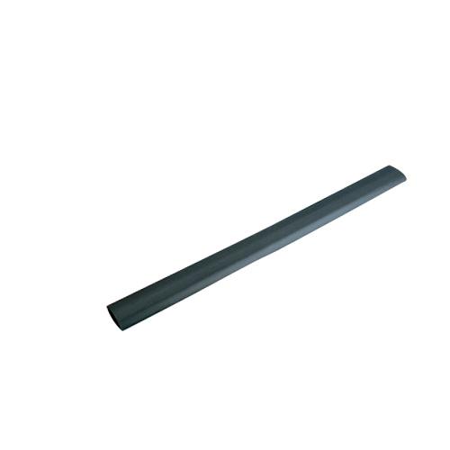 Single wall heat shrink tubing black spools
