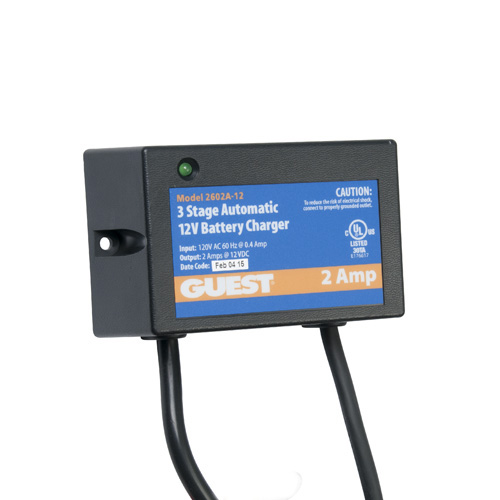 Batteries on And Charge A Battery In A Stored Vehicle With This 2 Amp  12v Battery