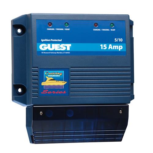 15 Amp, Cruising Series 12V Battery Charger