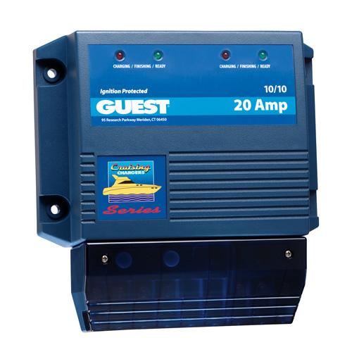 20 Amp, Cruising Series 12V Battery Charger